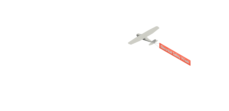 papercraft street ariplane