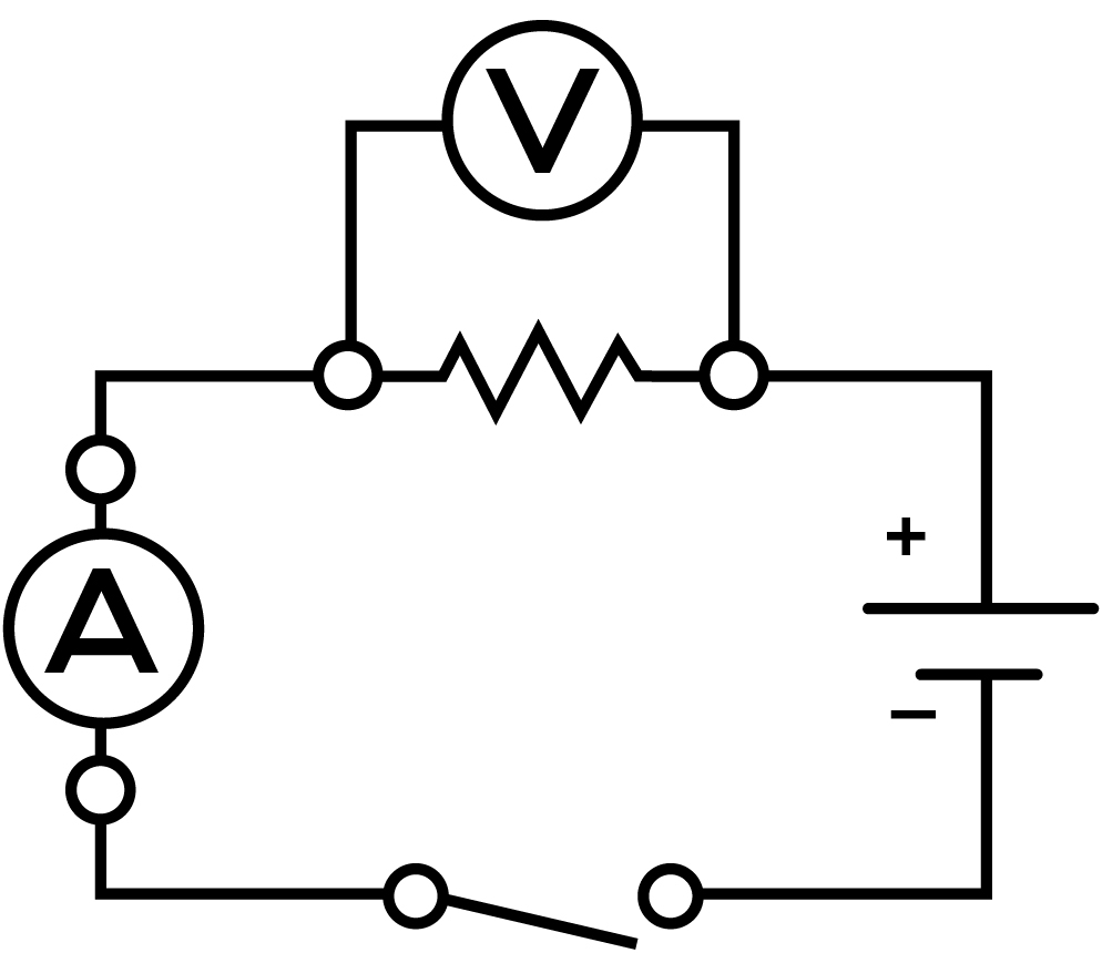 Exploring Ohms Law Bchydro Power Smart For Schools Grade 9 Circuit Diagram Worksheet Introduce The Topic