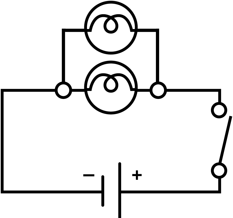 Investigating Series And Parallel Circuits Bchydro Power Smart For Circuit Diagram With Ammeter An Measures The Amount Of Electric Current At A Point In Should Be Connected Path